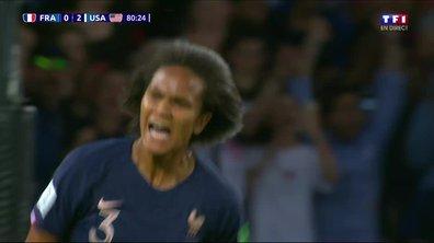 France - USA (1 - 2) : Voir le but de Renard en vidéo