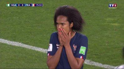 Nigeria - France (0 - 0) : Voir le penalty manqué de Renard en vidéo