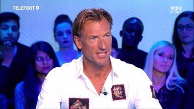 """[EXCLU Téléfoot 19/11] - Hervé Renard : """"Lille ? C'est une cicatrice énorme"""""""