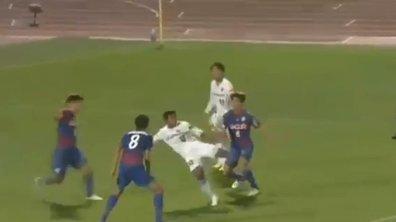 VIDEO #ButDeOuf : le retourné kung fu de Renato