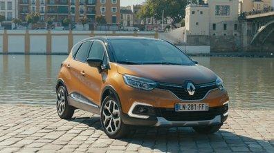Renault Captur 2017 : Présentation officielle