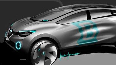 Salon de Francfort 2013 : Renault confirme un concept-car premium