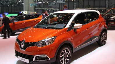 Salon de Genève 2013 - Live : Renault Captur, la Clio en mode Crossover ?