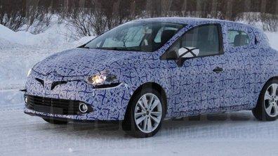 Future Renault Clio 2012 : photos scoop