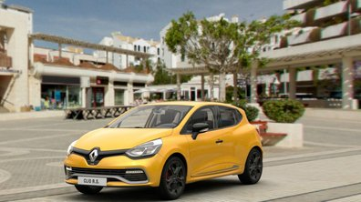 Renault Clio R.S. 2013 : à partir de 25.500 euros ?