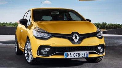 Renault Clio R.S. 2016: nouveau regard pour la citadine au losange