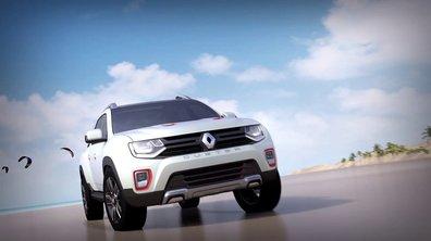 Renault Duster Oroch : présentation officielle en vidéo