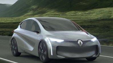 Renault Eolab Concept 2014 : présentation officielle