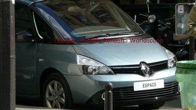 Scoop : Renault Espace restylé, première photo !