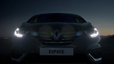 Renault Espace 2015 : présentation officielle