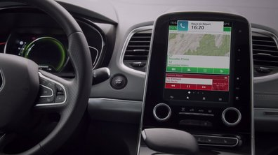 Renault dévoile l'Espace connectée et semi-autonome