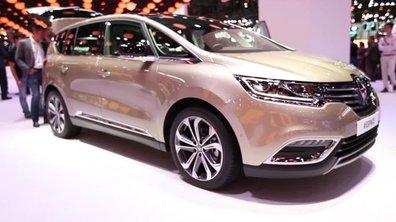 Renault Espace : adieu monospace, bonjour crossover - Mondial de l'Automobile 2014