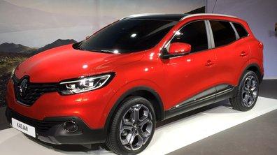 Nouveau Renault Kadjar 2015 : le grand frère du Captur fait la Une