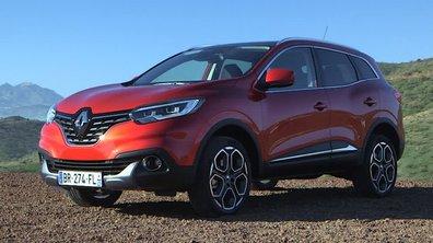 Renault Kadjar 2015 : présentation officielle