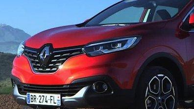 Mondial de l'Automobile 2016 : un nouveau SUV coupé chez Renault ?