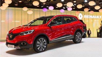 Salon de Genève 2015 : Kadjar, le futur succès de Renault ? (+ vidéo)
