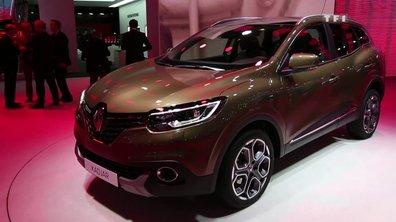 Le Renault Kadjar prépare son succès au Salon de Genève 2015