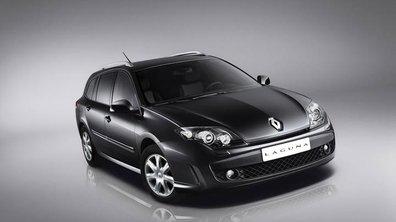 Renault Laguna : mise à jour de la gamme