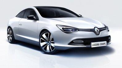 Renault Laguna Coupé 2013 : vision d'un restylage non programmé