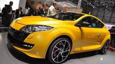 Salon de Genève 2009 : Renault Mégane RS, le démon jaune