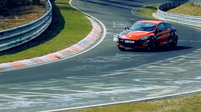 Vidéo : nouveau record pour la Mégane RS au Nürburgring