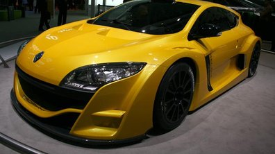 Nouvelle Renault Mégane Trophy : A l'attaque !