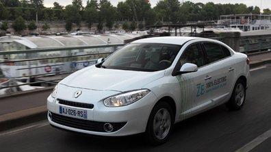 Les Renault électriques envahissent l'Europe !