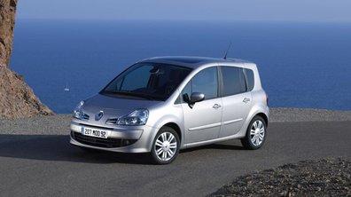 Renault Modus et Renault Grand Modus : nouvelle série limitée pour le minispace