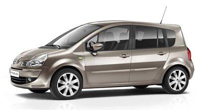 Renault Grand Modus GEO : pour faire le tour du monde !