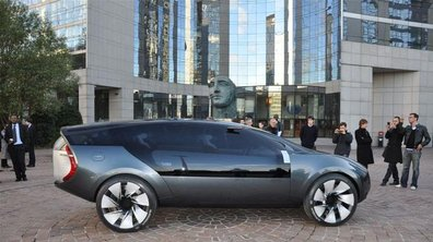 Renault Ondelios: vu sur la route !