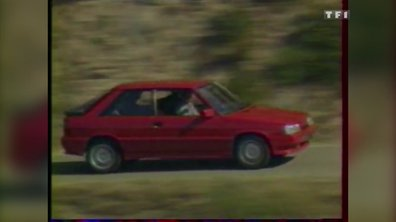Présentation des nouvelles Renault R11 et R9 – Automoto 27 septembre 1986