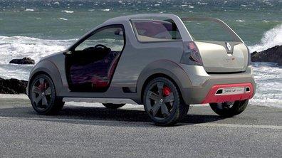 Renault Sand'up Concept : le SUV des plages