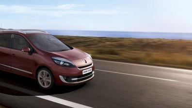 Renault Scénic et Grand Scénic 2012 : les tarifs et photos