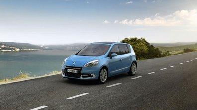 Nouveaux Renault Scénic et Grand Scénic : la Collection 2012