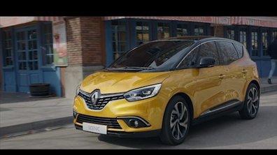 Renault Scénic 2016 : présentation officielle