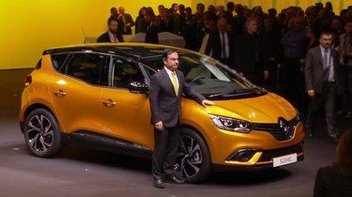 Salon de Genève 2016 : le Renault Scénic passe la quatrième