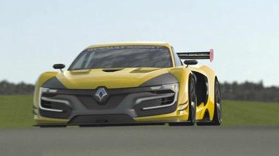 Renault Sport R.S. 01 2015 : présentation officielle