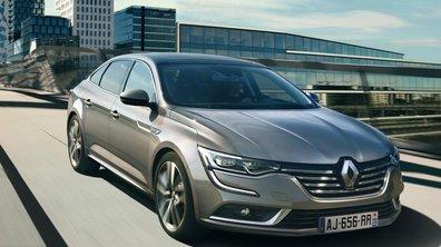 La Renault Talisman élue la Plus Belle Voiture De l'Année 2015