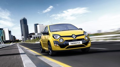 Renault Twingo RS 2012 : nouvelles photos et prix