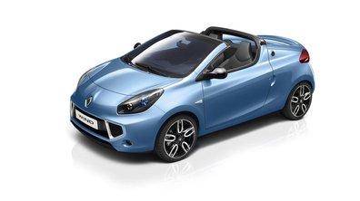 Salon de Genève 2010 : La Renault Wind est lancée !