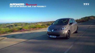 Plein Phare : Nouvelle Renault ZOE 2017, vraiment 400 km ?