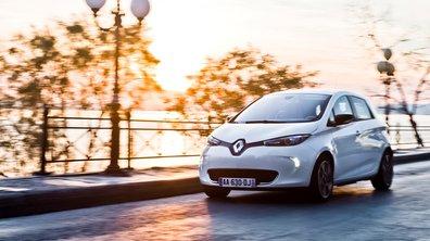 """Essai Vidéo """"Plein Phare"""" de la Renault ZOE"""