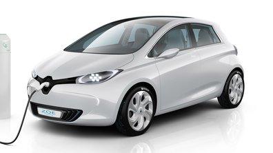 Les ventes de véhicules électriques augmentent en France