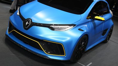 Salon de Genève 2017 : Renault ZOE e-Sport Concept, 460 chevaux dans la citadine transfigurée !