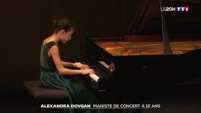 Rencontre avec Alexandra Dovgan, la jeune pianiste russe de 12 ans