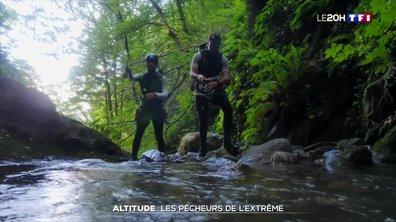 Rencontre avec deux pêcheurs de l'extrême dans les montagnes de l'Isère