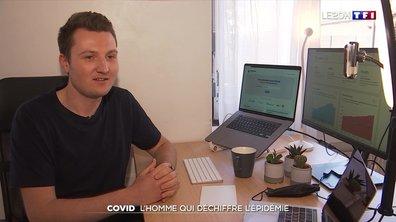 Rencontre avec Guillaume Rozier, l'homme qui déchiffre l'épidémie de Covid-19