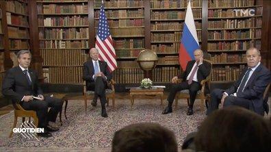 Rencontre Biden-Poutine : ces détails que vous ne verrez nulle part ailleurs
