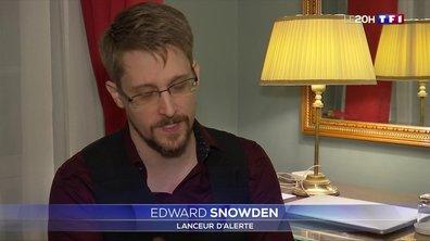 Rencontre exclusive avec Edward Snowden