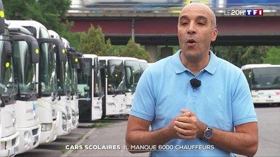 Rentrée : il manque 6 000 chauffeurs de bus scolaire